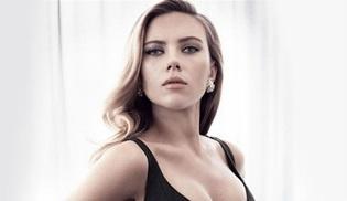 Scarlett Johansson, Hollywood'un en çok kazanan kadın oyuncusu oldu