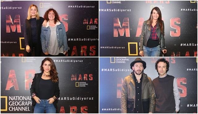 """Merakla beklenen """"MARS"""" belgeselinin ön gösterimi yapıldı!"""
