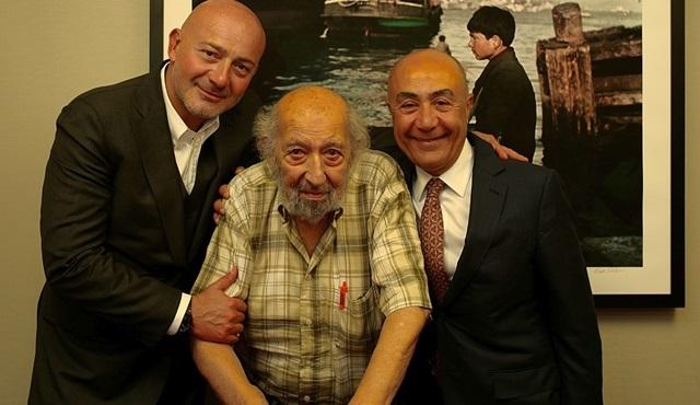 Ara Güler ve Doğuş Grubu işbirliği ile uluslararası fotoğraf müzesi kuruluyor!
