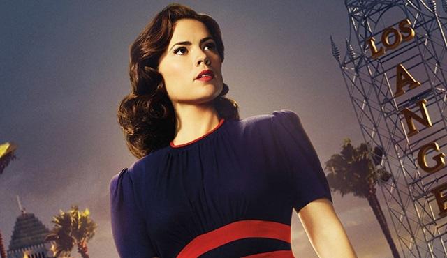 Agent Carter'in 2. sezon oyuncu kadrosu belli oluyor