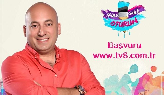 Güle Güle Oturun, TV8'de başlıyor!