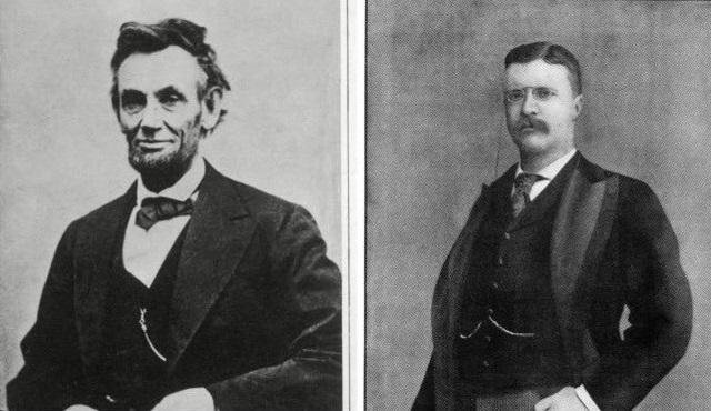 History'den Lincoln ve Roosevelt dizileri geliyor