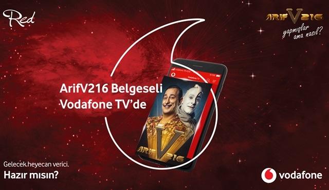 Arif V 216, Yapmışlar Ama Nasıl? belgeseli Vodafone TV'de büyük ilgi gördü!
