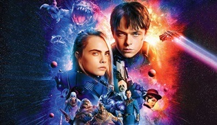 Valerian ve Bin Gezegen İmparatorluğu filmi Star Tv'de ekrana gelecek!