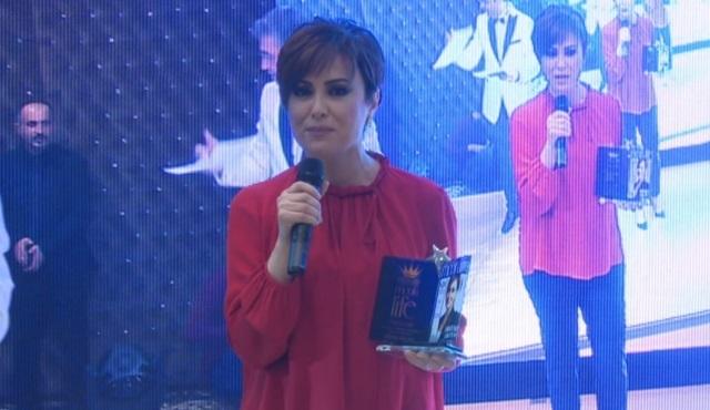 Moon Life Dergisi Ödül Töreni'nden Habertürk TV ve Show TV'ye ödül yağdı!