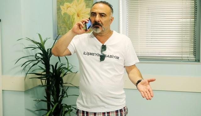 Cengiz Bozkurt, Kocamın Ailesi dizisinde!