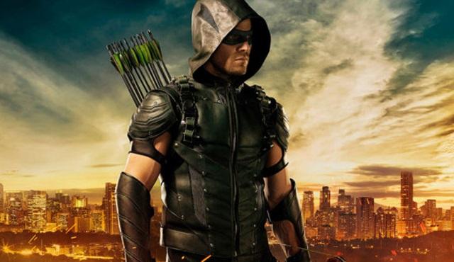 Arrow: 4. sezon posteri paylaşıldı
