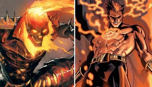 Hulu'dan iki Marvel dizisi daha geliyor: Ghost Rider & Helstrom