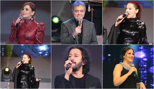 Star Yılbaşı Konseri'nde ünlü isimler Ahmet Selçuk İlkan şarkıları söyleyecek!