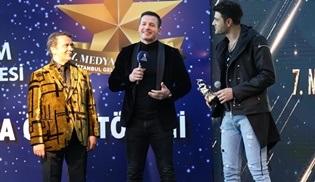Söz, 7. Medya Ödülleri'nde Yılın En İyi Dizisi ödülünü kazandı!