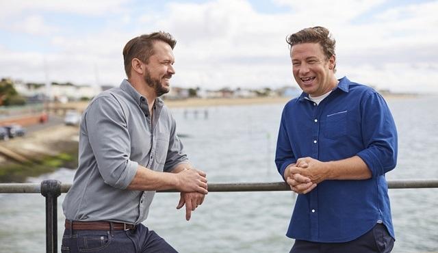 Jamie ve Jimmy ile Yemek Düellosu, 24Kitchen'da ekrana gelecek!