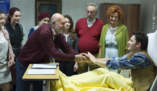 Baba Can'dır | Salih finally lets Haluk marry Ece