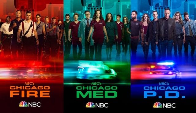 NBC'nin Chicago dizileri 25 Eylül'de ekrana dönüyor