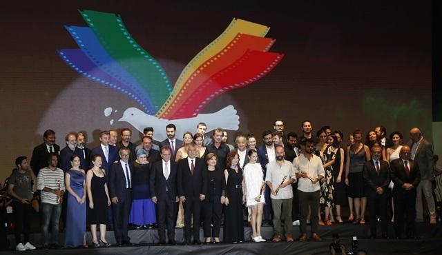 26. Uluslararası Adana Altın Koza Film Festivali, ödül töreniyle sona erdi!