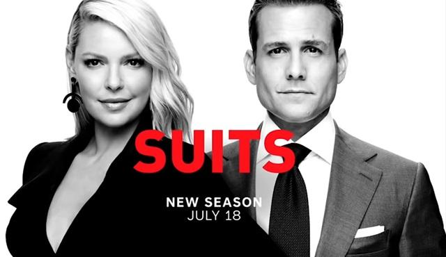 Suits'in 8. sezonundan tanıtımlar gelmeye başladı