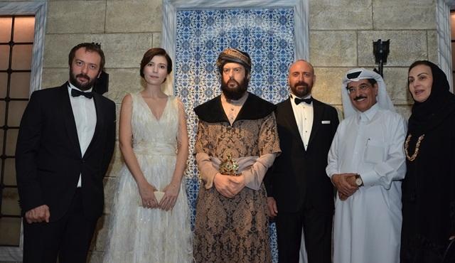 Muhteşem Yüzyıl Teşhir-i İhtişam sergisi Doha'da açıldı!