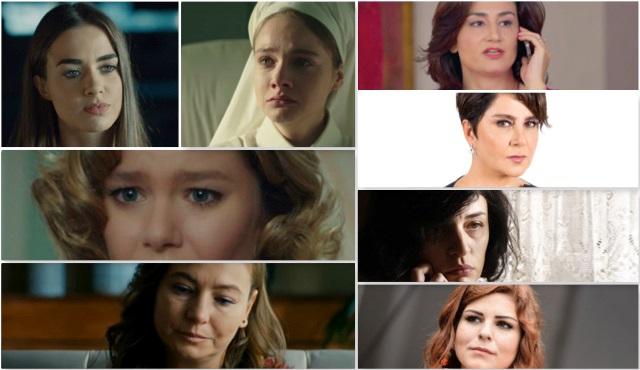 Oynaması da izlemesi de zevkli kadın karakterler