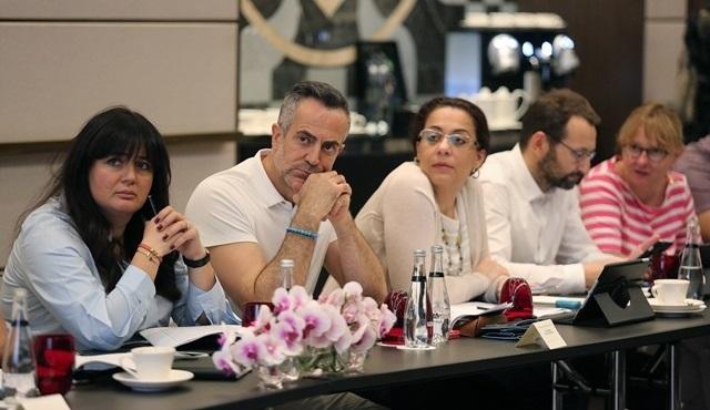 Social Media Awards Turkey'nin jüri toplantısı yapıldı!