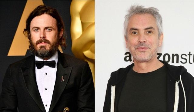 Casey Affleck ve Alfonso Cuarón yeni bir dizi hazırlığında!