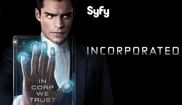 Syfy, Incorporated dizisini iptal ettiğini açıkladı