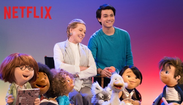 Netflix announces debut of 'Julie's Greenroom': a preschool series