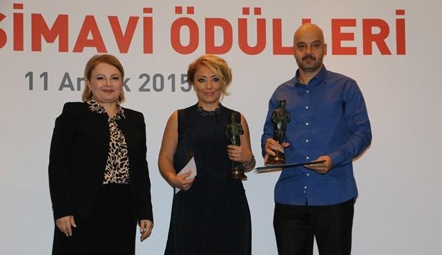 """""""Sedat Simavi Ödülleri""""nden """"Mültecilerin Umuda Kaçış Öyküsü""""ne ödül!"""