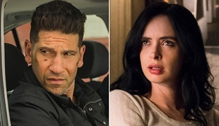 Netflix, The Punisher ve Jessica Jones'u da iptal etti
