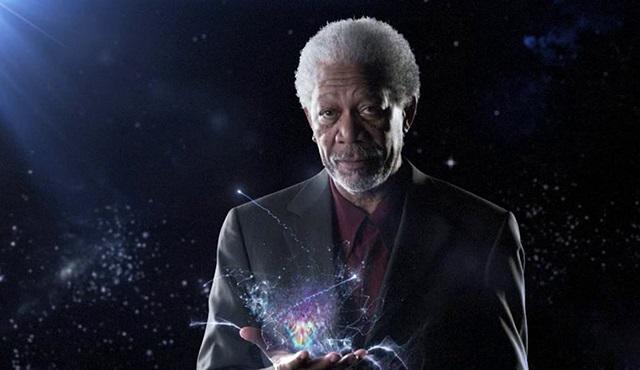 Morgan Freeman ile Evrenin Sırları, Discovery Showcase'de!