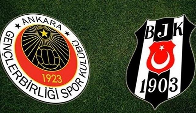 Gençlerbirliği - Beşiktaş, Ziraat Türkiye Kupası karşılaşması ATV'de ekrana gelecek!