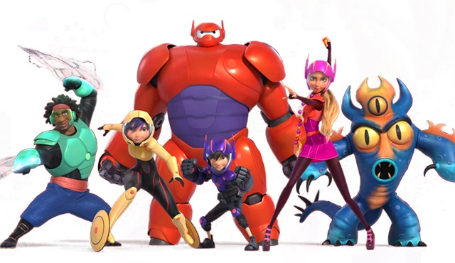 Big Hero 6 filmi için Honest Trailer geldi