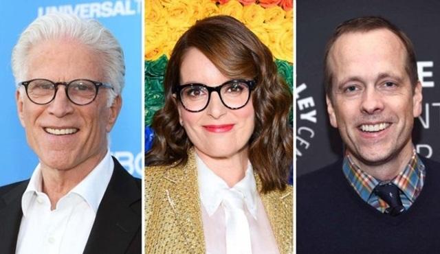 NBC'den ve Tina Fey'den yeni komedi dizisi geliyor