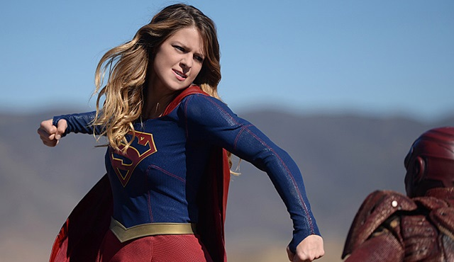 Supergirl'e tam sezon onayı geldi