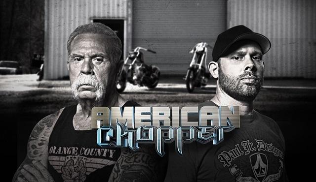 American Chopper Discovery Channel'da yarın başlıyor