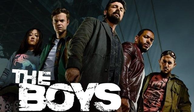 The Boys dizisi 3. sezon onayını aldı