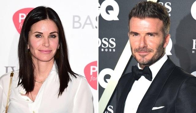 Courteney Cox ve David Beckham, Modern Family'ye konuk olacak
