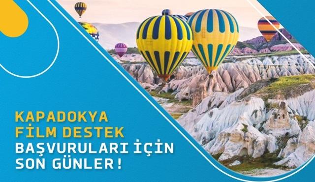 Kapadokya Film Destek başvuruları için son günler!