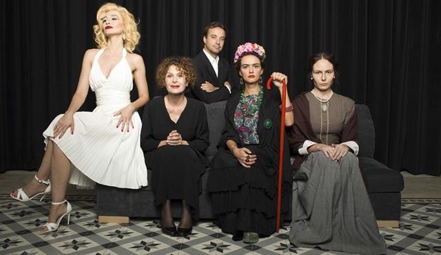 Dali'nin Kadınları oyunu Salvador Dali'nin 30. ölüm yıl dönümünü İzmir'de anacak!
