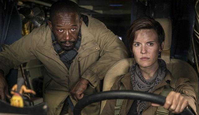 Fear the Walking Dead dördüncü sezonuyla Pazartesi günü DMAX'te başlıyor!