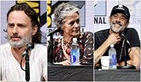 The Walking Dead: 27. sezonda yine Comic-Con'da görüşmek üzere