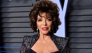 Joan Collins, American Horror Story'nin 8. sezon kadrosunda