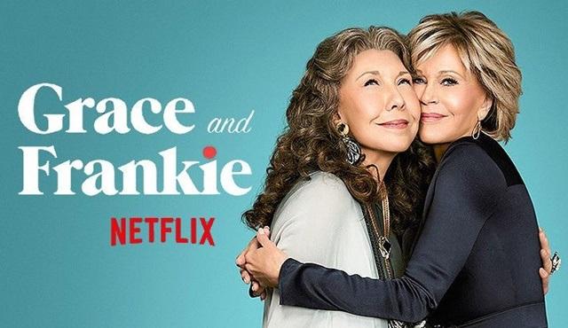 Grace & Frankie'nin final sezonu şimdilik ertelendi