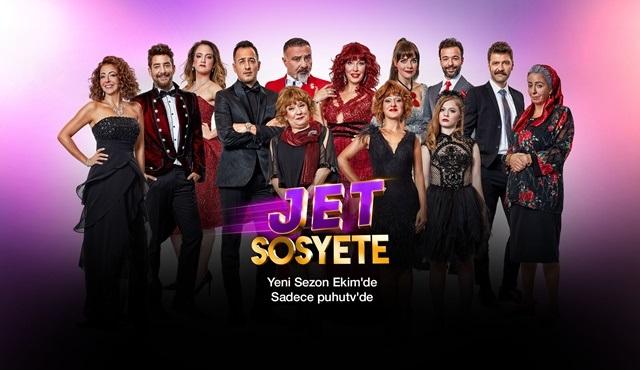 Jet Sosyete, puhutv'de seyircisiyle buluşmaya hazırlanıyor!