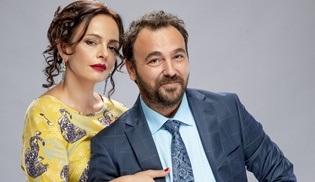 İşte Koca Koca Yalanlar dizisinin neşeli çifti: Nilgün ve Şahin!