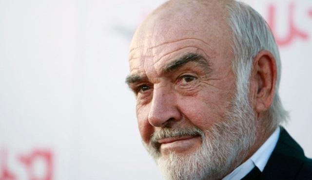 Usta oyuncu Sean Connery, 90 yaşında vefat etti