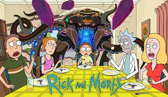 Rick and Morty, 20 Haziran'da 5. sezonuyla geri dönüyor