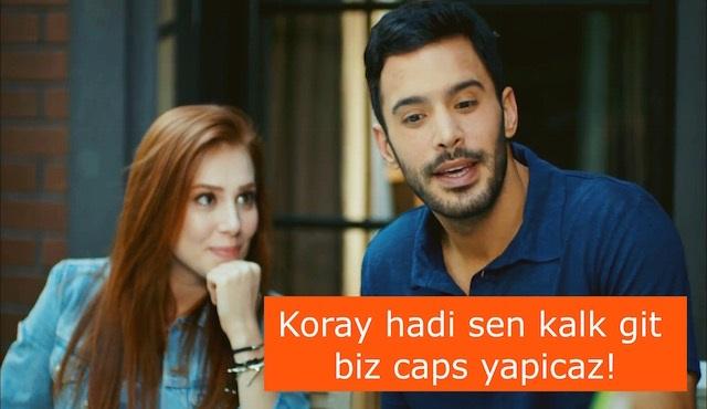 Kiralık Aşk Caps | Düğün sezonuna özel zeytinyağlı caps sarma!