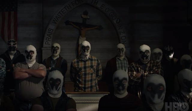HBO'nun yeni uyarlaması Watchmen'in ilk tanıtımı yayınlandı