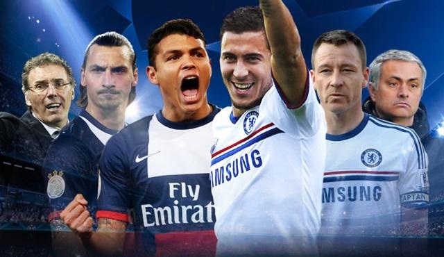 Şampiyonlar Ligi: Paris Saint Germain- Chelsea