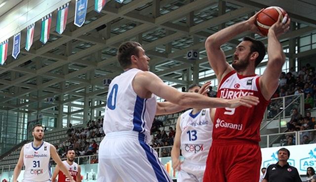 Basketbol Erkekler Olimpiyat Elemeleri NTV Spor'da!