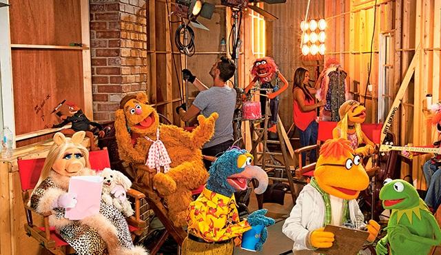 The Muppets, Dizimax Comedy'de başlıyor